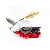 Strike Pro Spinnerbait Double Willow 17g